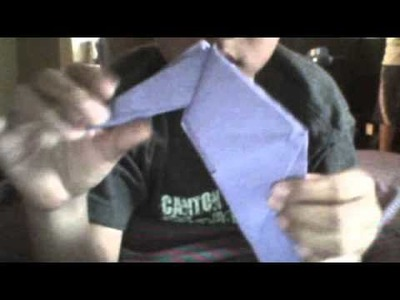 How to Make a Origami T-Rex