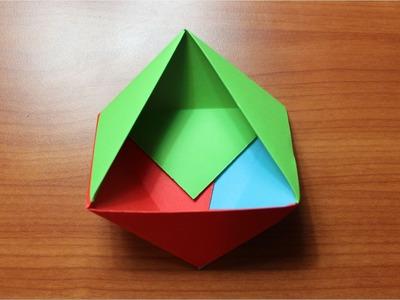 Box Origami Rose Box Maria Sinayskaya Origami Rose Box
