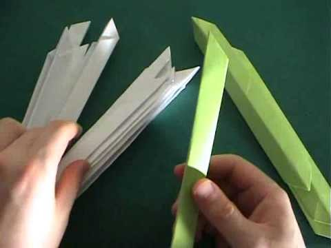 How to make an origami lotus flower 1.2