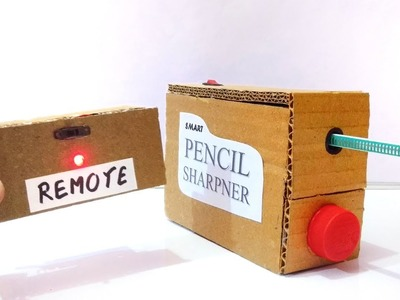 How to make automatic sharpener