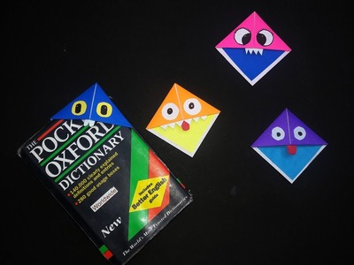 How To Make BookMark | Homemade Book Mark