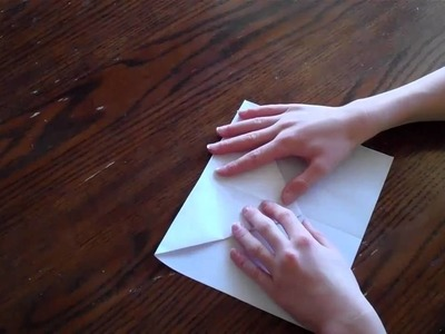 How to make the F-14 Tom Cat Paper Airplane