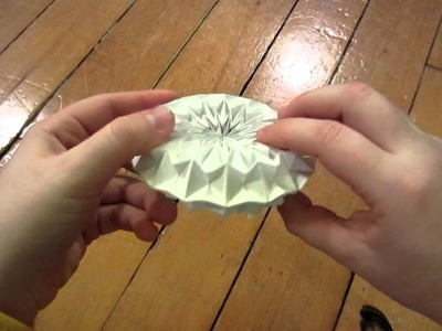 Origami Dragon's Egg (Magic Ball)