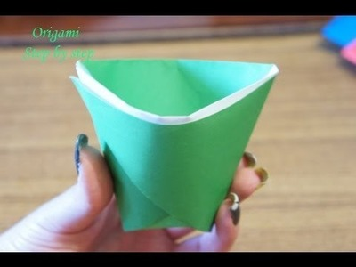 Origami for Beginners Cup