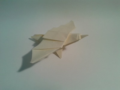 Origami: How to make an origami bird