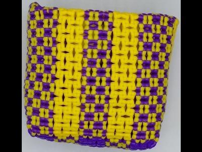 Shivan eye knot wire bag part 1