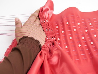 Basic Smocking for Dress Designs: Stitching Ideas for Clothes by HandiWorks