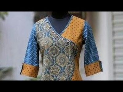 Designer Kurti Drafting and cutting | in Hindi