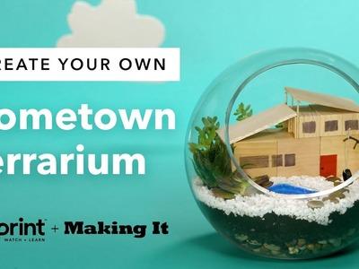 DIY Terrarium Decor
