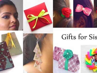 Gifts for Sister   Raksha Bandhan Gifts  Easy Gift Ideas