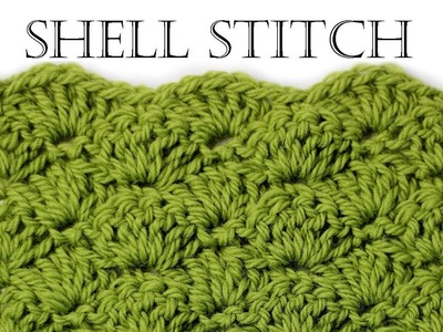 How to Crochet Shell Stitch