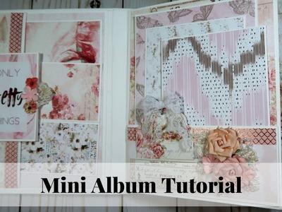 Mini Album Tutorial