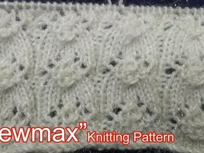 """""""Newmax"""" Beautiful Knitting pattern Design   2018"""