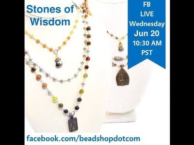 Stones Of Wisdom with Kate and Emily