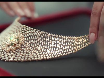The process of making diamond jewellery - Joyalukkas