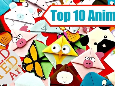 Top 10 Animal Corner Bookmarks FAST VERSION - VOTED BY YOU