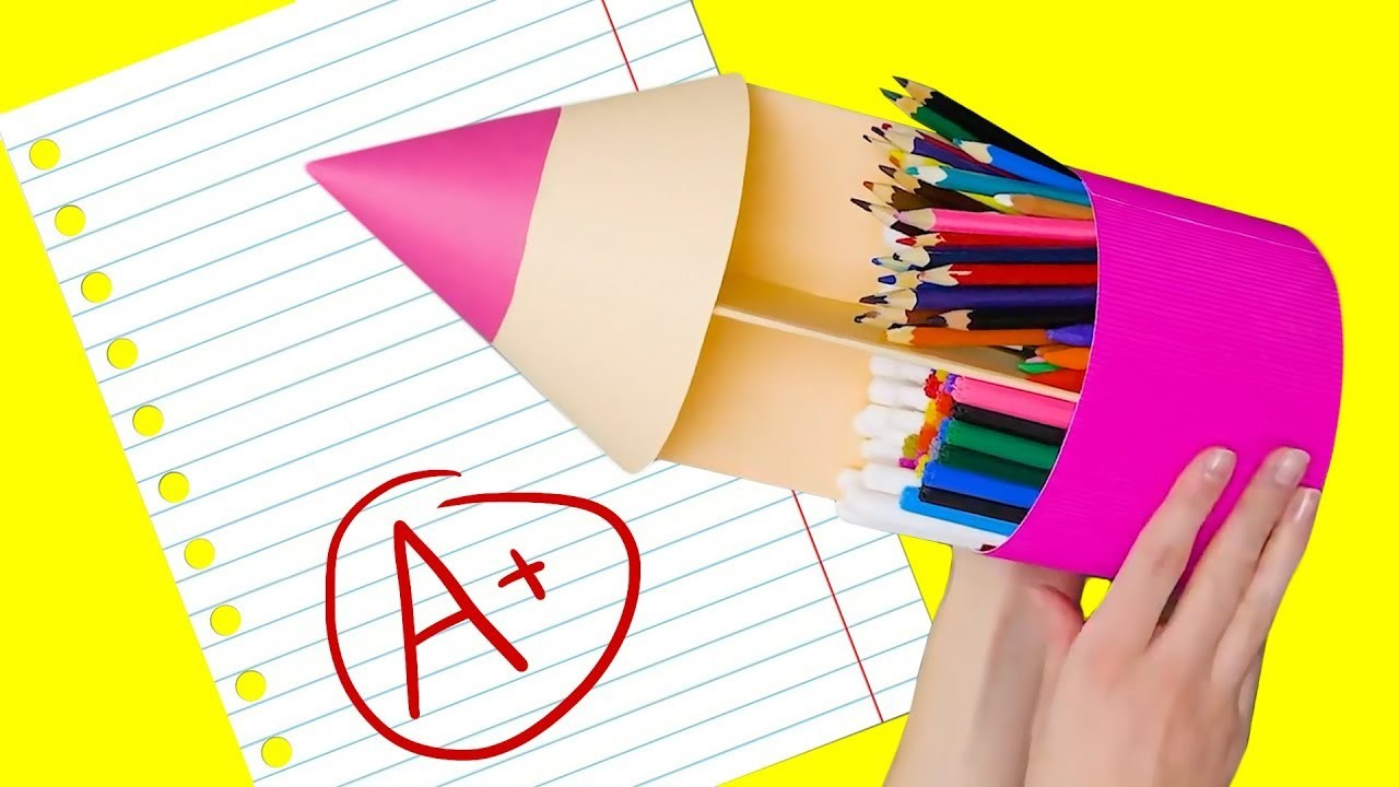 19 GREAT BACK TO SCHOOL IDEAS