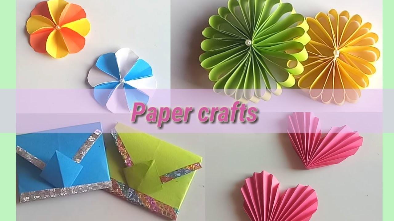 20 Amazing paper crafts. DIY craft ideas. Art all the way