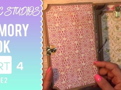 Alternative Memory Book Using Tonic Dies-  Part 4 Box Page 2