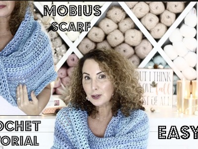 Delicious Mobius Scarf.Headscarf