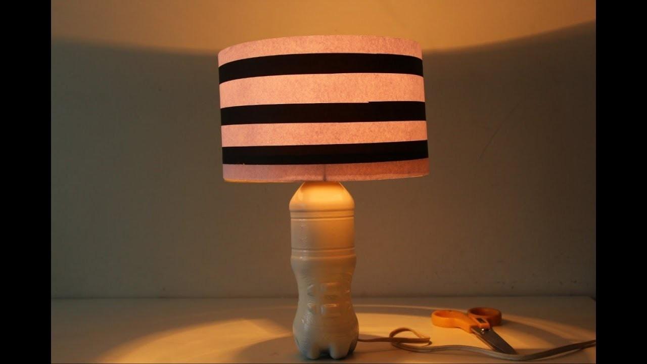 diy lampshade how to make