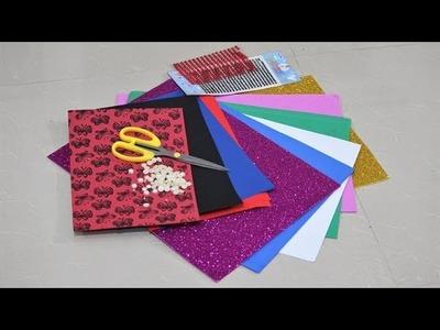 DIY-Easy Dewali Decoration Idea-Navratri Decoration Ideas For Home || Navratri Decoration2018