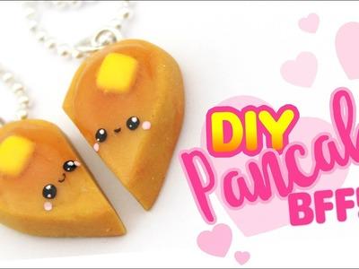 DIY HEART PANCAKE BFF CHARMS!! | KAWAII FRIDAY