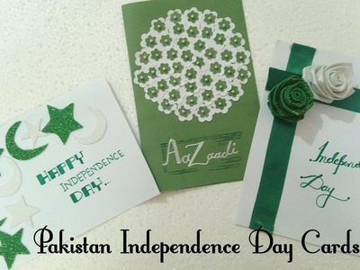 DIY Pakistan Independence Day Cards 2018 |Art, Craft and Health
