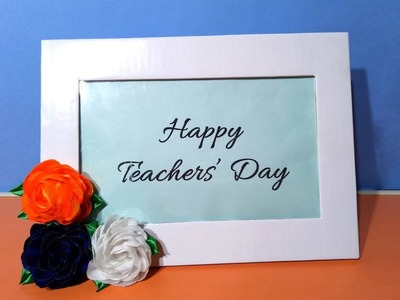DIY Teachers day gift idea | Handmade Teachers day ideas