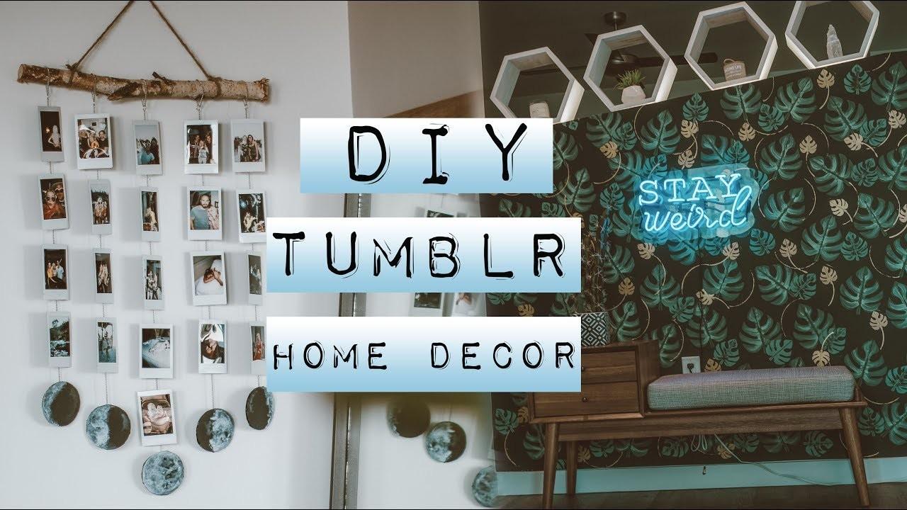 Diy Tumblr Home Decor