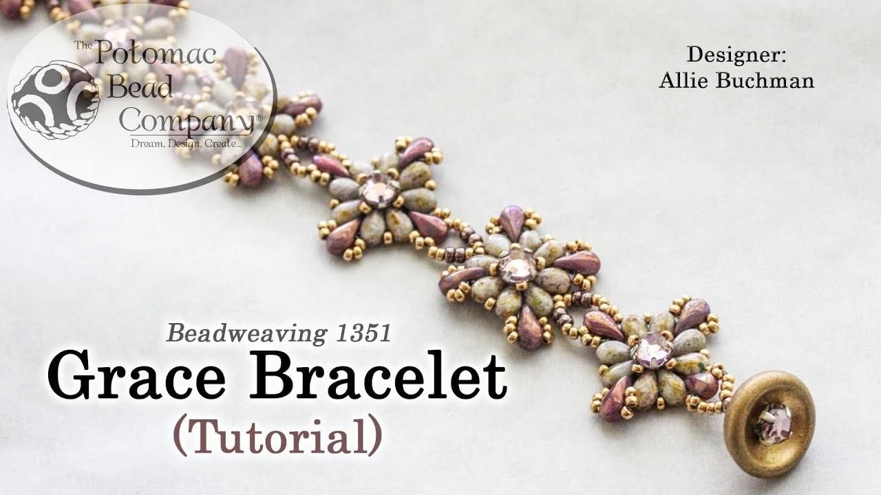 Grace Bracelet Tutorial