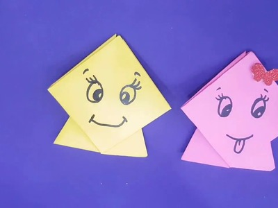 Origami Origami Post It Note Frog Origami Post It Note Frog