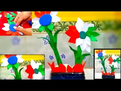 Independence day craft ideas india 2018|tricolor craft ideas|best craft ideas|Handmade|easy DIY|Puja