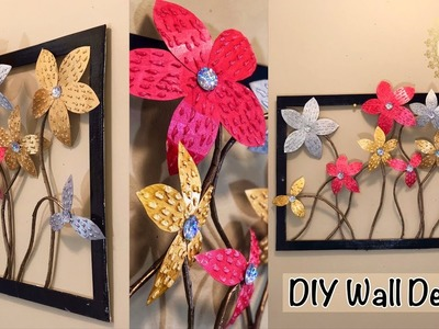 Unique wall hanging| wall hanging craft ideas| gadac diy| paper crafts| craft ideas| diy wall decor