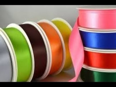 3 LOVELY CRAFT IDEAS WITH RIBBON