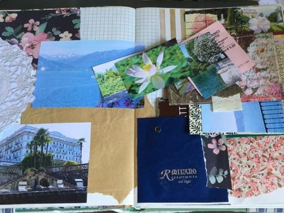Altered book planner journal | Inspired by the Rebookery | craft with me | Part 2