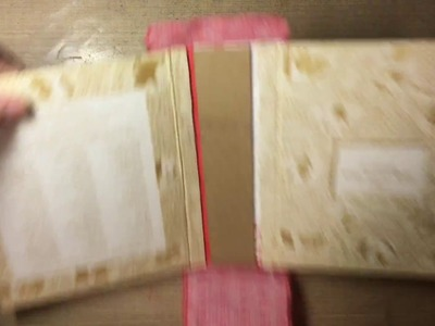 Craft with Me Let's make a LGB journal - part 2