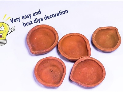 Diwali Decoration Idea  | Best out of waste | Artkala