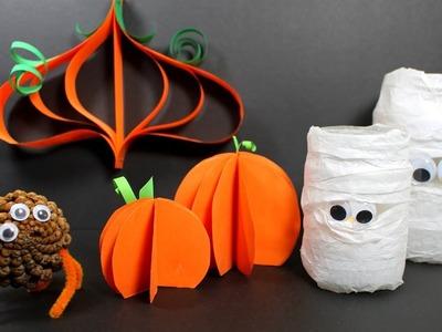 DIY Halloween Crafts  | Halloween Craft Ideas You Can Make at Home