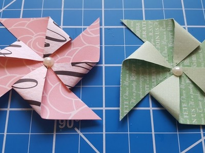 From Scraps to Pinwheels | Quick & Easy Craft Tutorial