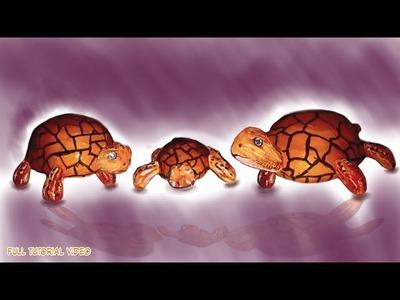 How to make pepar craft.Diy pepar craft easy at home,Sea turtles crafts