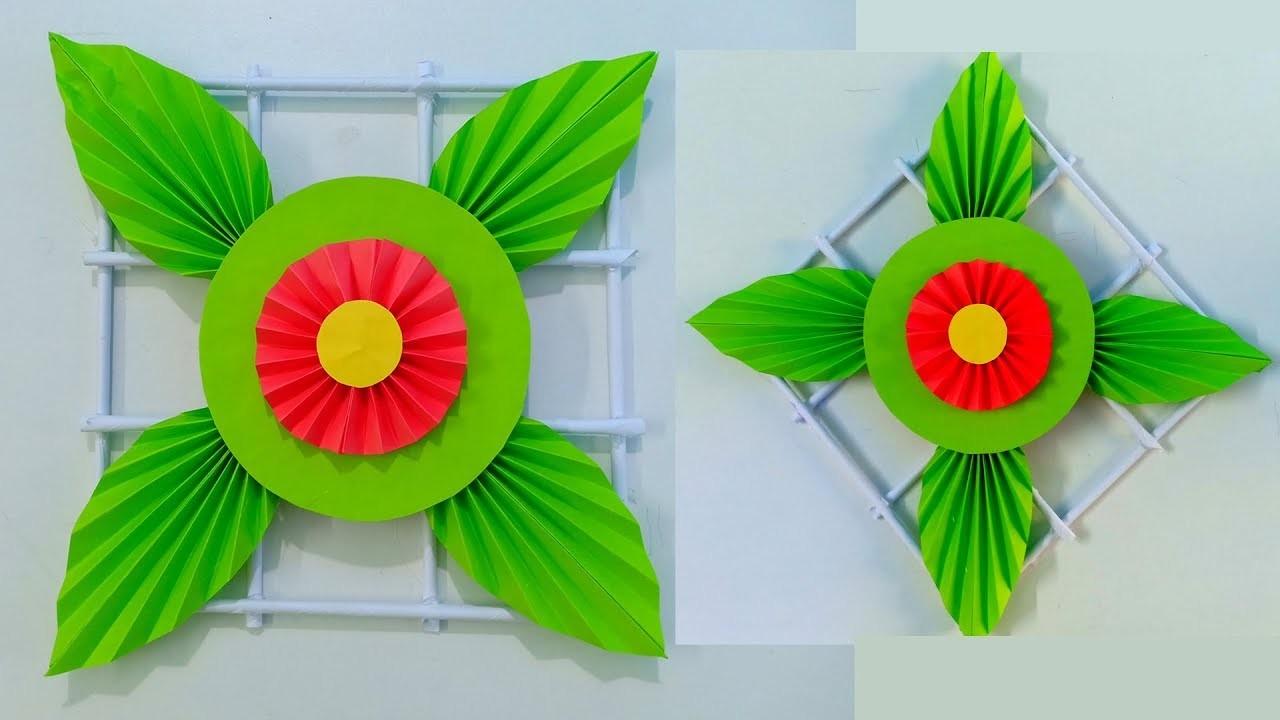 Paper Flowers Easy Paper Flowers Diy Craft Ideas Paper Flower