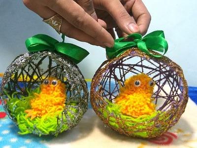 Simple And Easy Showpiece || Wall hanging craft Idea || showPiece craft idea || Diy Balloon orbs