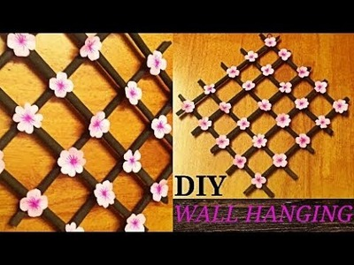 Wall hanging craft ideas | DIY Wall Hanging room decoration ideas with paper |