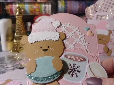 **Aliexpress** Teddy Bear Die Craft Dies???? Take A Look???? 09-11-18