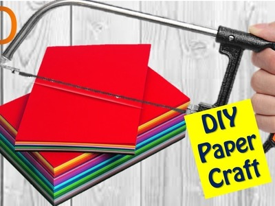 DIY Amazing Paper Wall Hanging I Best out of Waste craft I Creative Diaries