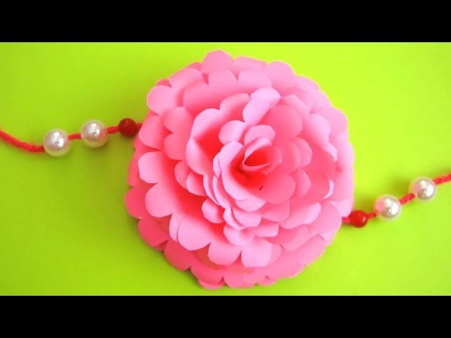 DIY: Easy Rakhi Designs!!! How to Make Easy Paper Rakhi at Home 68.Handmade Rakhi!!!