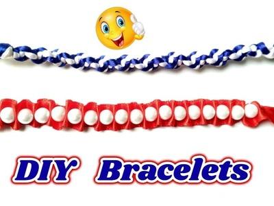 DIY Friendship Bracelets. Friendship Day Special .