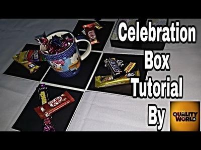 DIY | Make your own celebration box for festivals | celebration box tutorial | Quality world