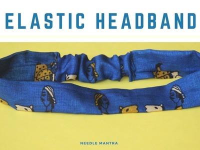 Elastic Headband   DIY  Baby and Kids Headband Malayalam